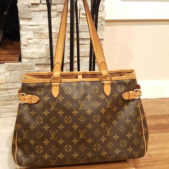 5529f6736236 Louis Vuitton Handbags - Louis Vuitton Batignolles Horizontal